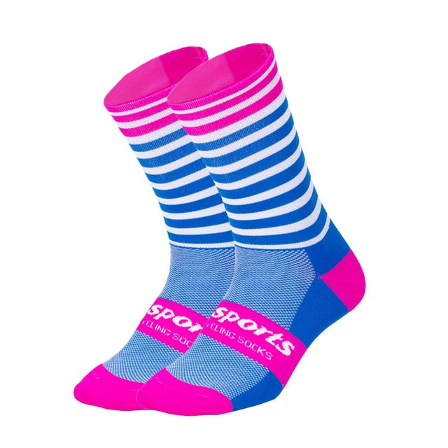 20fa2d9e688 DH SPORTS New High Quality Professional Cycling Socks Men Women Road Bicycle  Socks Outdoor Brand Racing