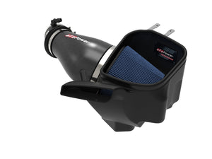 AFE Track Series Carbon Fiber Cold Air Intake System w/Pro 5R Filter Jeep Grand Cherokee Trackhawk (WK2) 19-20 V8-6.2L (sc)