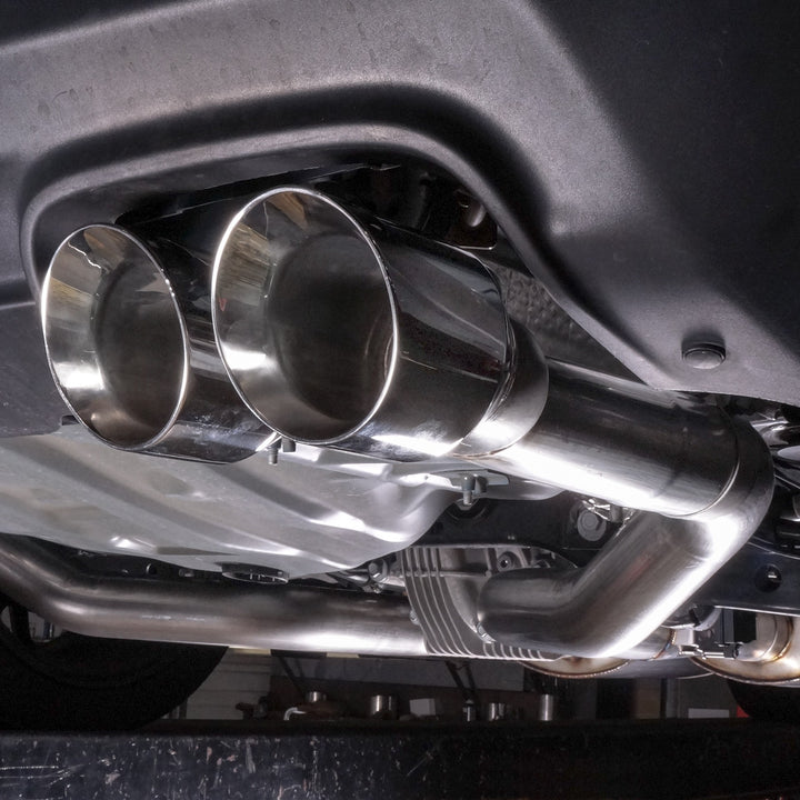 Stainless Works 2015-18 Dodge Challenger 6.2L and 6.4L Legend Catback Exhaust