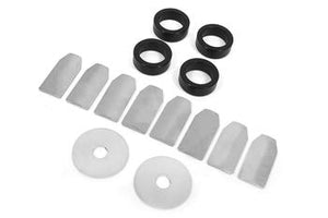 BMR Suspension Bushing Kit, Differential Lockout 15-20 Dodge Charger/Challenger