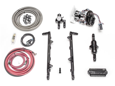 Innovations Hellcat L4 Fuel System (Triple Pump)