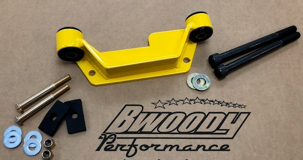 BWoody Trackhawk Rear Differential Brace