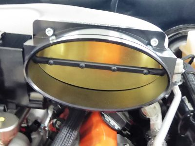 Whipple Big Bore Mono Blade Throttle Body