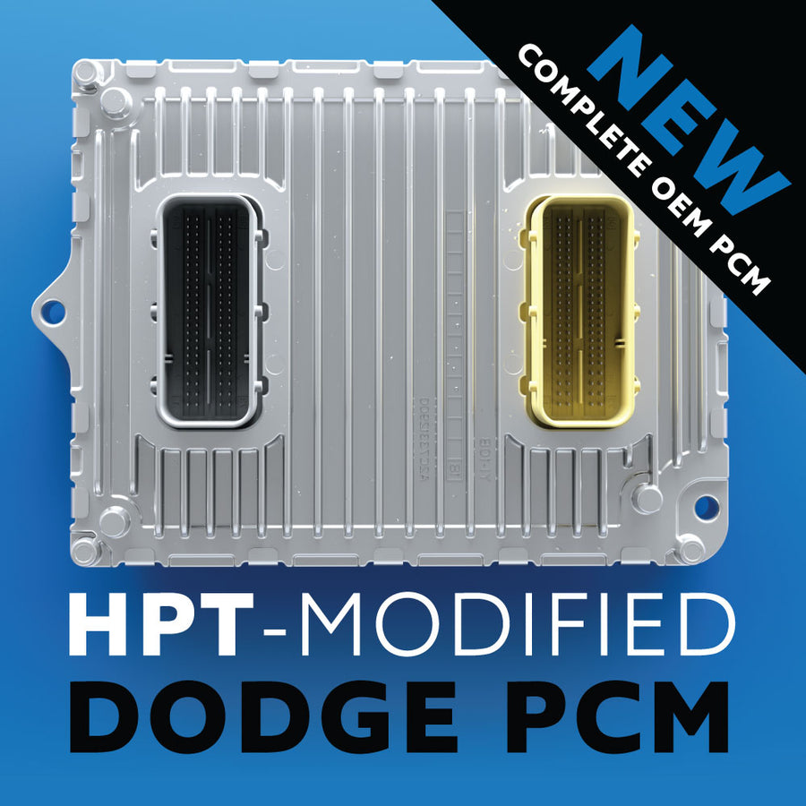 HP Tuners Unlocked PCM