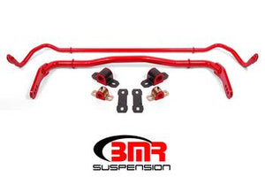 BMR Suspension Sway Bar Kit With Bushings, Front (SB114) And Rear (SB115) 2006-2020 Dodge Charger & Challenger