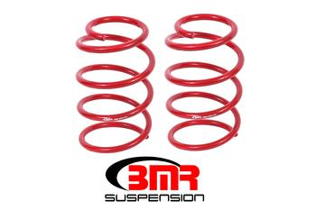 "BMR Suspension Lowering Springs, Front, 1.25"" Drop, Performance Version"
