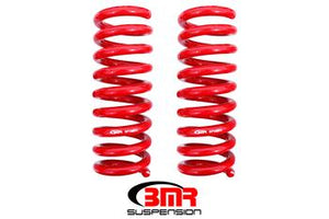 "BMR Suspension Lowering Springs, Rear, 1.25"" Drop, Performance Version"