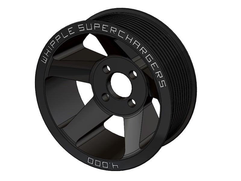 Whipple 4.5l Supercharger Pulley