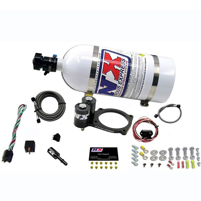 NX Dodge Hellcat And Demon Nitrous Plate System