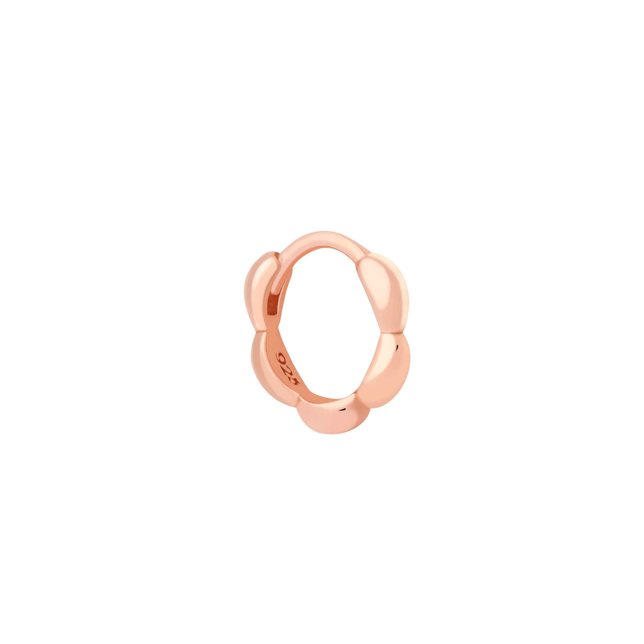 Bubble Clicker in Rose Gold