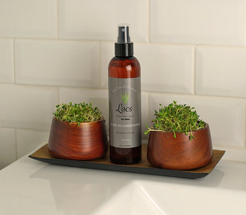 Locs for Men™ Hydrating Leave-In Conditioner