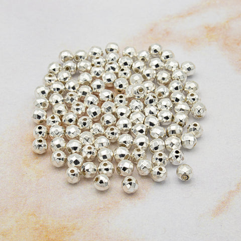 Loc Sprinkles™ - Silver Kit (100 Beads)