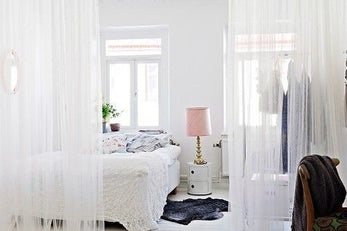 How to Create a Beautiful Bedroom in a Studio Apartment