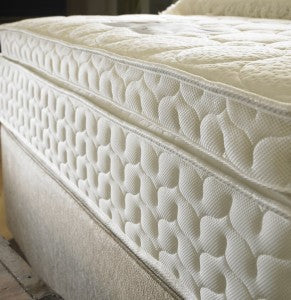 merino wool 3000 mattress - side view