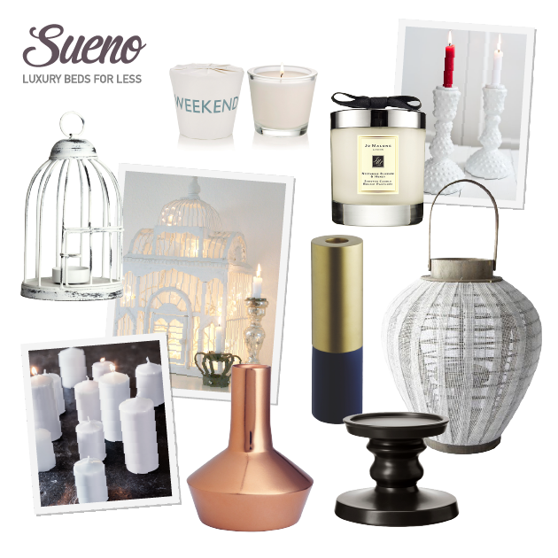 AW14 - Interior Bedroom Trends - Candles