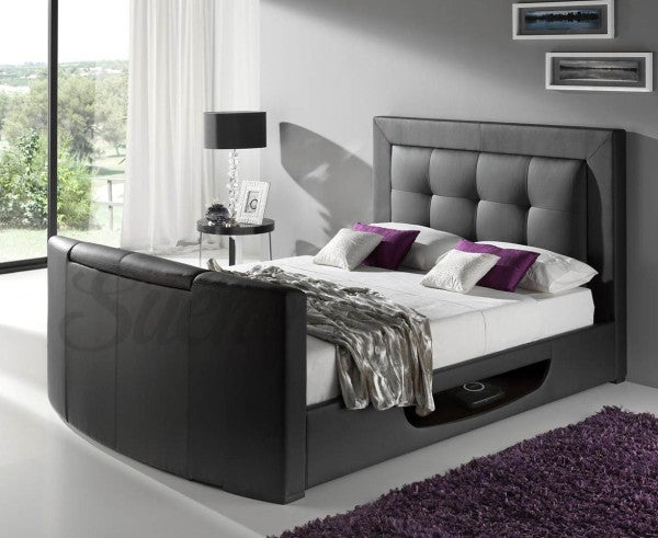 kaydian bowburn tv bed