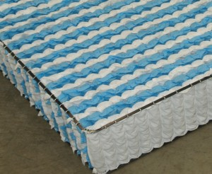 Air Suspension 3000 mattress design