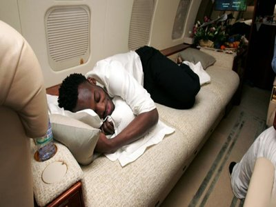 15 Hours a Night Sees Essien Through