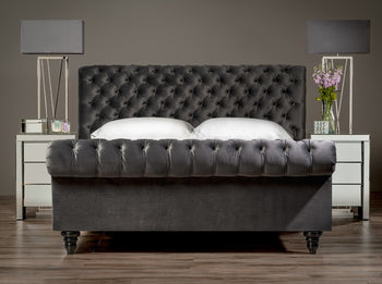 Stanhope Chesterfield Bed