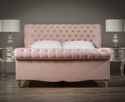 Duchess Chesterfield Bed