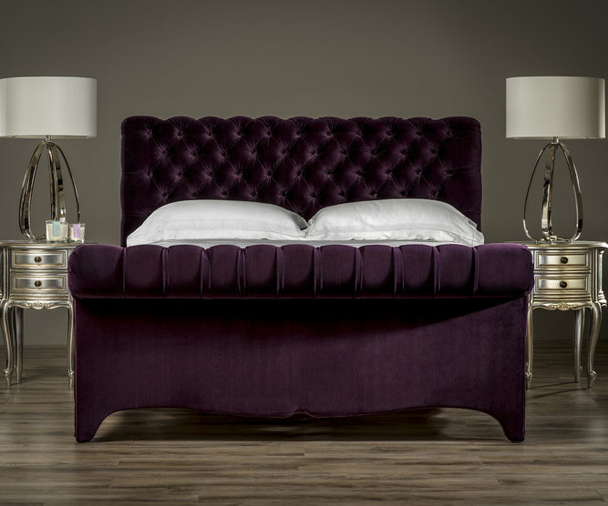 Duke Chesterfield Bed