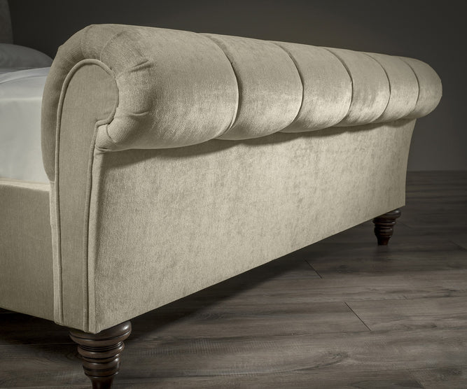 Brahms Upholstered Bed