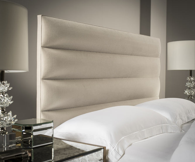 Tubes Upholstered Headboard