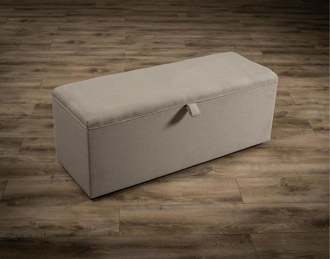 Plain Blanket Box