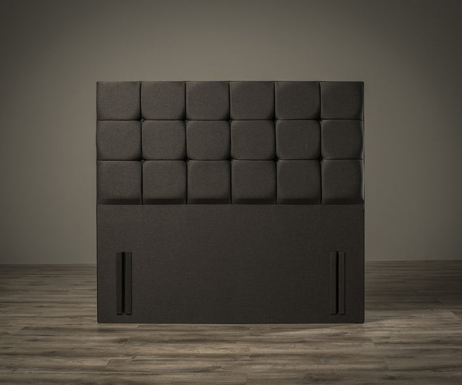Cubes Upholstered Headboard