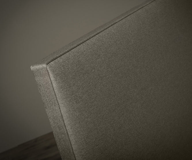 Plain Upholstered Headboard