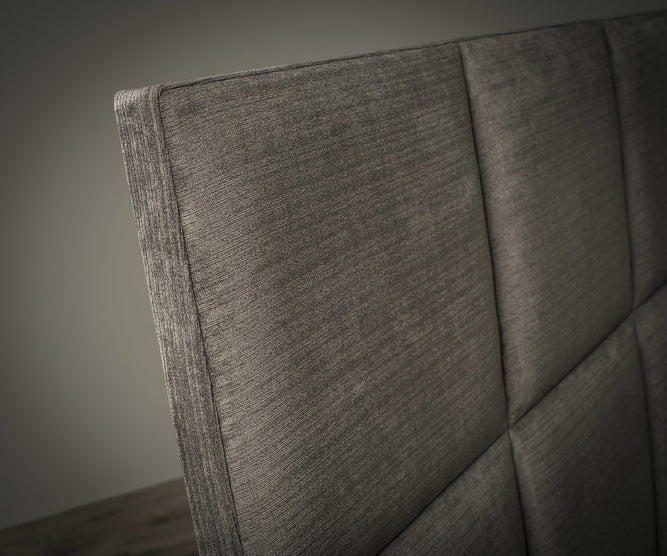 Boxed Linear Upholstered Headboard