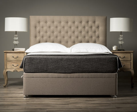 Side Ottoman Bed Base