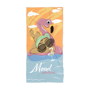 Mood Beach Towel