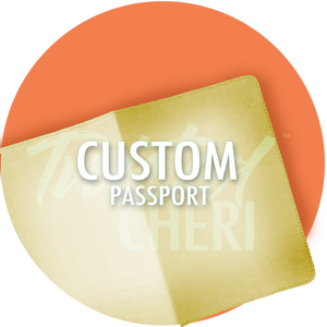 Passport Cover - Custom