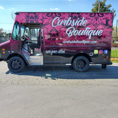 Curbside Boutique Fashion Truck