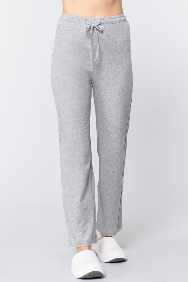 Heather Grey Pajama Pants