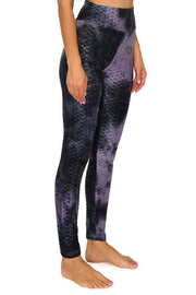 Lookin' Good Purple High Waist Leggings