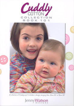 Cuddly Cotton Collection Book 101 by Jenny Watson