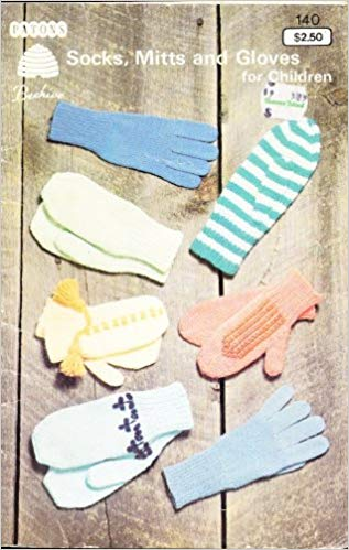 Socks, Mitts and Gloves for Children  140CC   Qty (1)