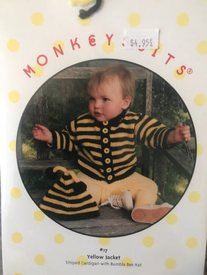 17 Yellow Jacket by Monkeysuits