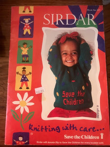 Sirdar Knitting with Care Save the Children #247