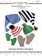 #26 Hats & Mittens by Melinda Goodfellow