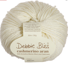 Load image into Gallery viewer, DEBBIE BLISS	CASHMERINO ARAN