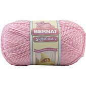 "BERNAT ""SOFTEE BABY SOLID AND MARL"""