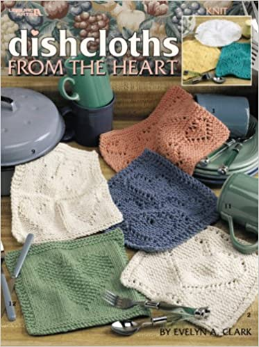 Dishcloths From The Hearts #3253