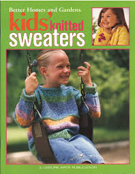 Kid's Knitted Sweaters by Better Homes & Garden