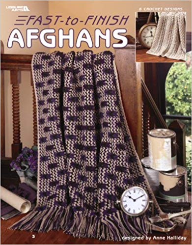 Fast to Finish Afghans #3586