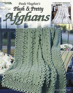 Plush & Pretty Afghans 3614
