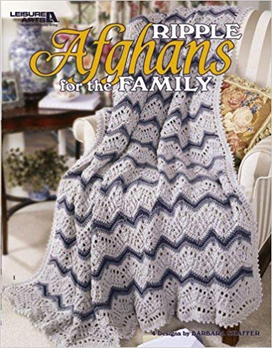 Ripple Afghans for the Family 3711