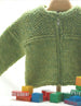 Cabin Fever Leaflet-My Zippy Cardigan  #410
